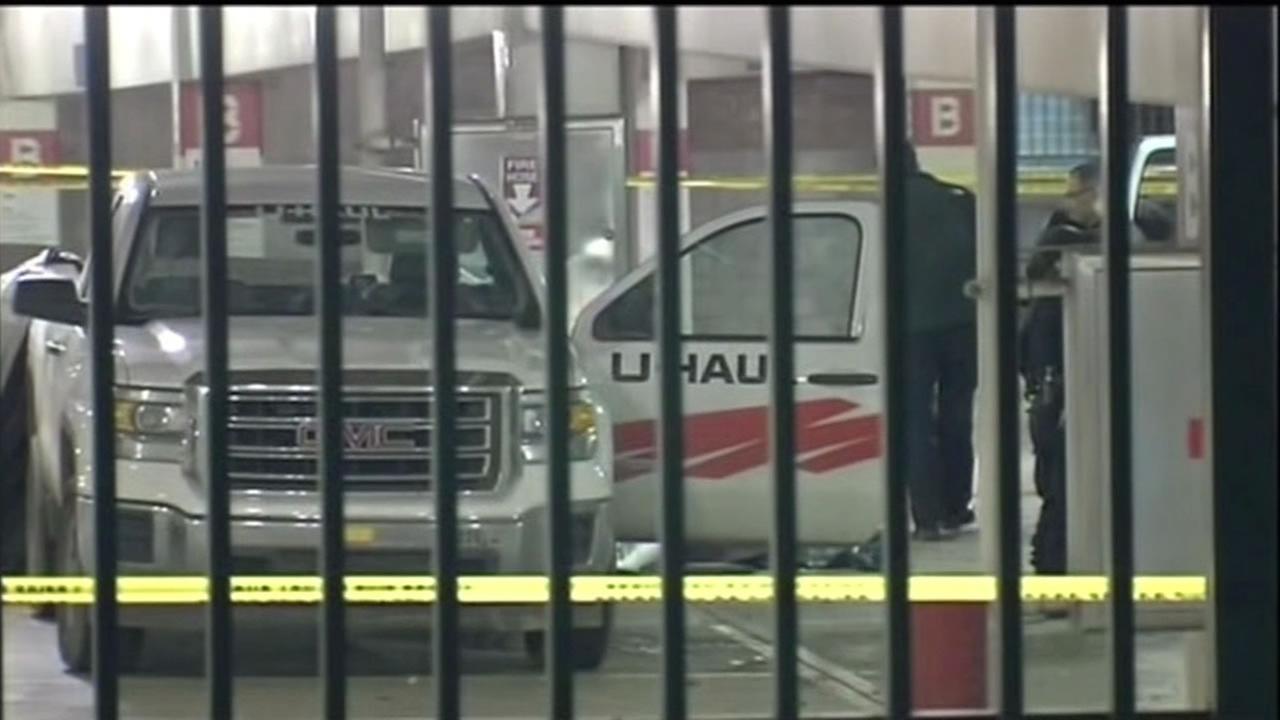 Body found in suspect's U-Haul after Hayward BART shooting identified