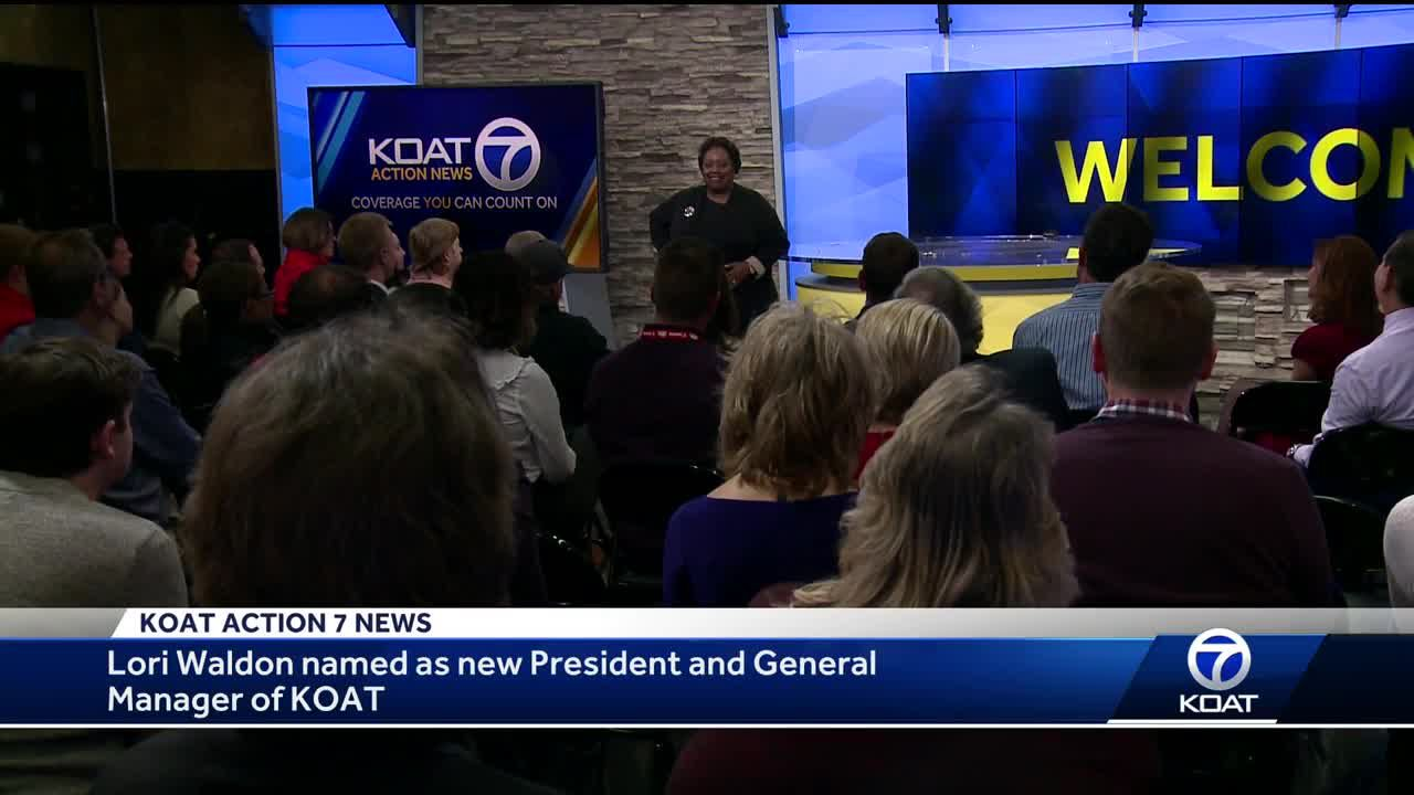 Lori Waldon joins KOAT as President and General Manager [Video]