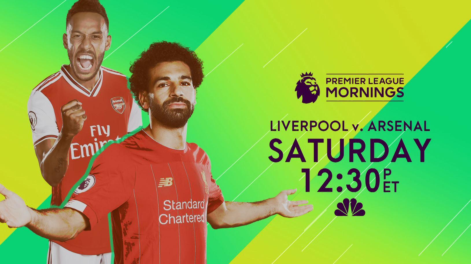 Lịch thi đấu vòng 3 Ngoại hạng Anh 2019/20: Liverpool đấu Arsenal