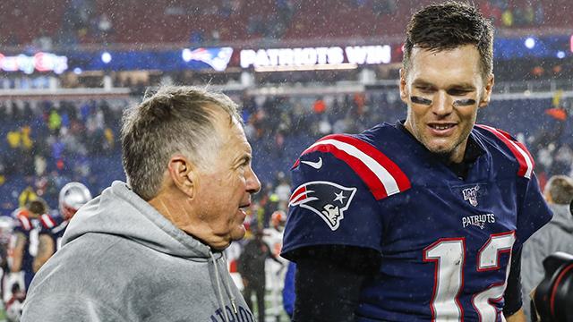 Dallas Cowboys Head Coach Jason Garrett On Tom Brady He S The Greatest Player That S Ever Walked