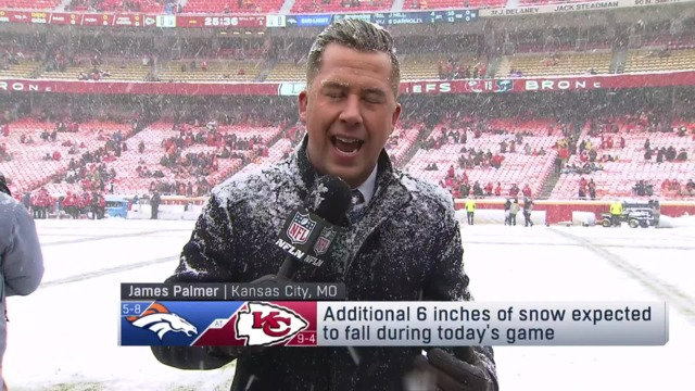 James Palmer Visibility A Concern Ahead Of Snowy Broncos Chiefs Game In Week 15