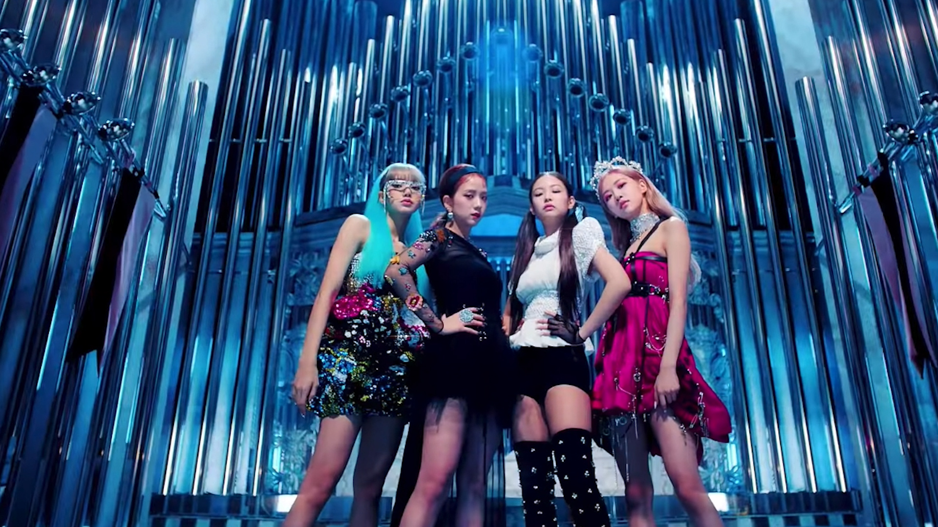 K Pop Group Blackpink Smashes Youtube Video Record With