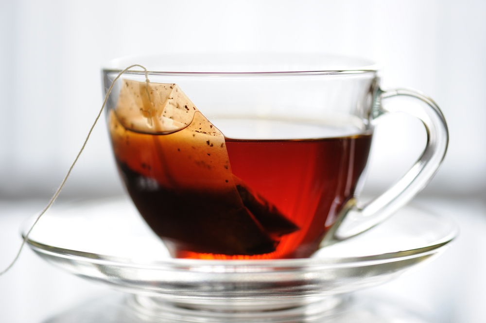 Image result for tea bag and tea cup 1776