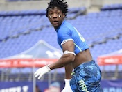 Mitchell gives Michigan top WR threat
