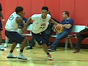 USA Basketball: Allonzo Trier