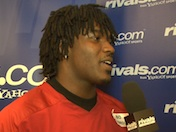 Under Armour: Bo Scarbrough