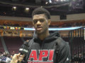Billy Preston talks top 13