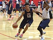 USA Basketball: Jalen Brunson