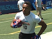 Christian Kirk commits to Texas A&M