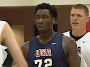 USA Basketball: Caleb Swanigan