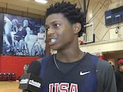 De''Aaron Fox breaks down recent visits