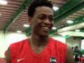 EYBL: De'Aaron Fox interview