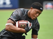 Bulldogs get size, speed with 4-star RB Whaley