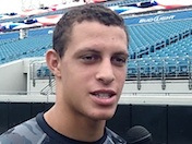R250 Challenge: Feleipe Franks interview