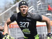 Michigan State lands 2017 WR Hunter Rison