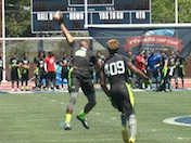 JaQuan Blackwell makes great one-handed catch