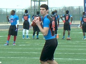 Jarrett Stidham finds new home at Baylor