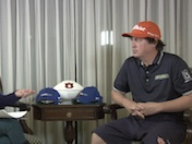 Jason Dufner talks Auburn recruiting