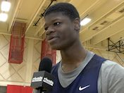 Mohamed Bamba making several visits
