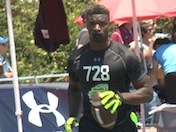 RCS Los Angeles: Tilford stands out among RBs