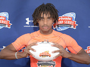 Houston Speed & Skill WR MVP: Tyrie Cleveland
