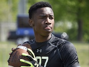 Four-star QB Oden commits to Louisville