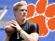 Brice adds to Clemson QB race