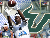 Salomon has something to prove with USF