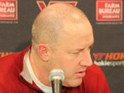 Buzz Williams Post NC State
