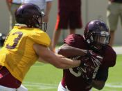 Highlights: VT's 8.15 Scrimmage