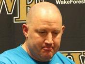 Buzz Williams Post loss At WF
