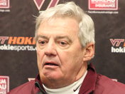 Frank Beamer Post Virginia