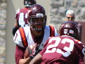 VT Players Post Spring Game