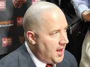 Buzz Williams Speaks W/ Media