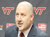 Buzz Williams Introduced At VT