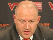 Buzz Williams VT Media Day
