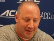 ACC Media Day: Buzz Williams