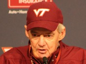 Frank Beamer Post Spring Game