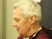 Frank Beamer Post 4.18 Scrimmage