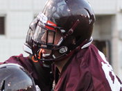 VT Defensive Line Drills