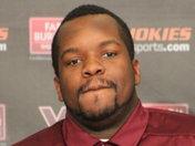 Derrick Hopkins pre Maryland