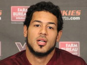 Logan Thomas Pre Boston College