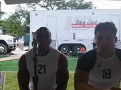 JOL TV: Perkins, Austin, Zenon post Tulane