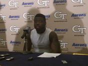 Nealy talks win over Cuse