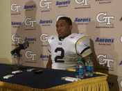 Post Game: Vad Lee talks after UGA loss