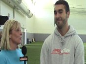 Cody Vaz talks Pro Day