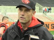 Fall Camp 14: Coach Riley day 8