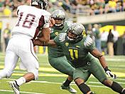Pellum evaluates defense vs Stanford offense