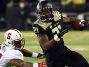 Campbell assesses Royce Freeman