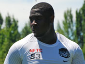 Gallimore enjoying Oregon visit